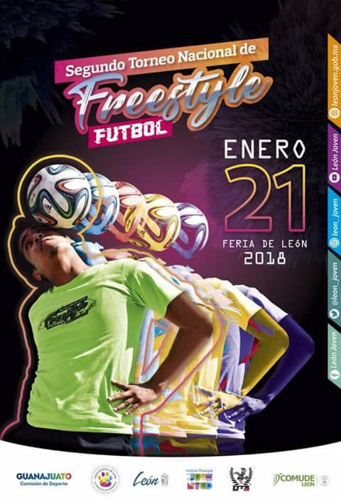 feria de leon evento freestyle 2018